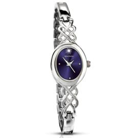 Zilverkleurig Decoratief Dames Horloge van Sekonda