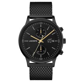 Lacoste Madrid Zwarte Horloge Heren LC2011099