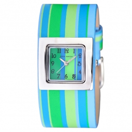 Cool Wacht CW101073 Stripes Blue/Green