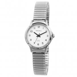 Prisma Dames Horloge P.8360 Edelstaal 10 ATM