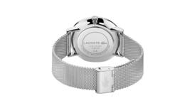 Lacoste Moon Heren Horloge met Milanese Schakelband