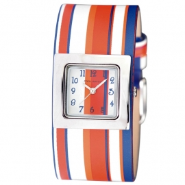 Cool Wacht CW101072 Stripes Orange/Blue
