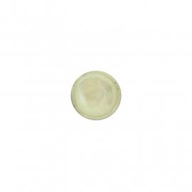 Pearl Edelsteen Insignia Munt van 14mm