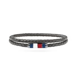 Tommy Hilfiger Grijs Armband TJ2790057