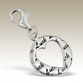 Charms-bedels | Hartje / Luck IB5922