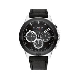 Tommy Hilfiger Heren Horloge met Zwarte Elementen