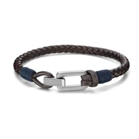 Heren Armband met Opengewerkte Sluiting van Tommy Hilfiger TJ2701011