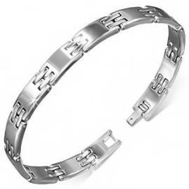 Wolfraam Schakel Armband