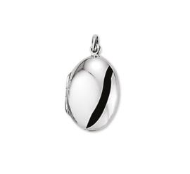 Gepolijst Zilveren Medaillon 10.05515