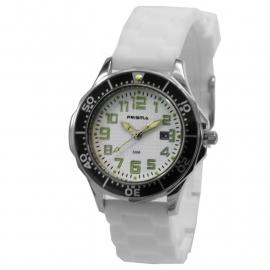 Prisma Horloge 33H220005 Kids HT Frank Wit