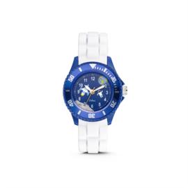 Blauw met Wit KIDZ Astronauten Horloge van Colori Junior
