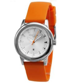 Prisma Kids Horloge met Oranje Silicone Horlogeband