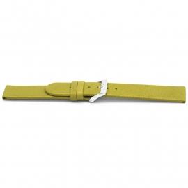 Horlogeband F862 Classic Olijfgroen Ongestikt 18x18 mm NFC
