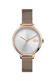 Lacoste Roségoudkleurig Nikita & Cannes Dames Horloge met Milanese