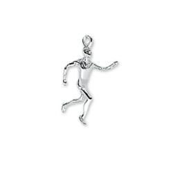 Hardloper Bedel van Gepolijst Zilver 10.04058