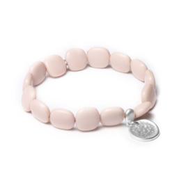 Crème Armband van BIBA 53093MIX5