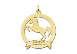 Names4ever Paard Naamhanger Goud GNDH007