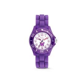 Paars KIDZ Horloge met Vlinder van Colori Junior