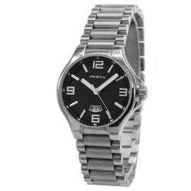 Prisma Horloge Dames Classic Edelstaal