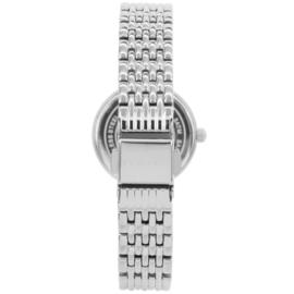 Prisma Luxueus Dames Horloge met Kleurloze Zirkonia's