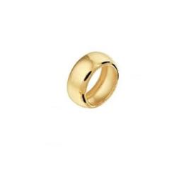1 Los Gouden Ringetje voor Dames Ketting