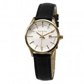 Prisma Horloge P.1573 Dames Edelstaal Datum