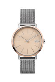 Lacoste Moon Dames Horloge met Milanese Horlogeband
