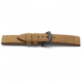 Horlogeband I407 Mustang Hazel Bruin 24x24mm NFC