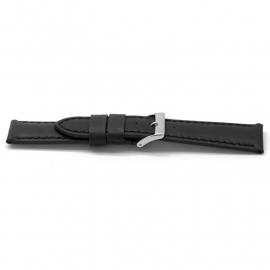 Horlogeband K122 Kayak Zwart 28x24mm NFC