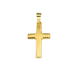 Kruis Hanger van Geelgoud