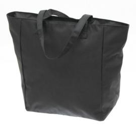 Zwarte Shopper Tas van Davidts 70608001