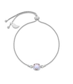 Swarovski Armband van Spark Jewelry met Lichtpaars Swarovski Kristal
