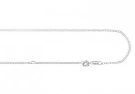 Zilveren Gourmet Collier Names4ever 45-50 cm