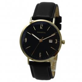 Prisma Horloge 1504 Heren Edelstaal Slimline