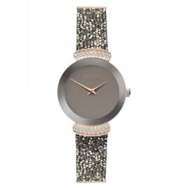 Sekonda Roségoudkleurig SEKSY Dames Horloge zonder Tijdsaanduidingen
