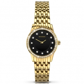 Sekonda Horloge SEK.2152 Dames Staal Goud