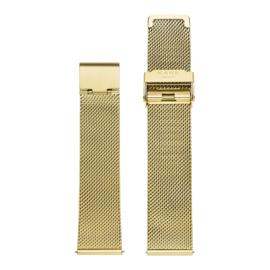 Goudkleurige Milanese Horlogeband van KANE