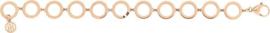 Robuuste Roségoudkleurige Dames Armband van Tommy Hilfiger