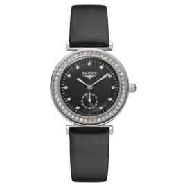 Zilverkleurig Maia Dames Horloge van Elysee