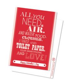 Valentijnsdag Goodiebag voor Hem