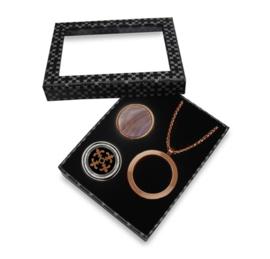 Roségoudkleurige LOCKits 33mm Gift Set