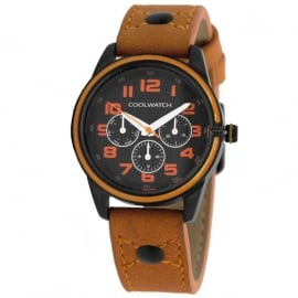 Cool Wacht CW.250 Jongens Horloge Jack Edelstaal