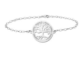 Levensboom Armband van Zilvervan het merk Names4ever