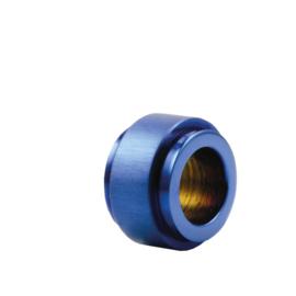 XS4M DISX Wheel Bedel in Blauwe Kleur