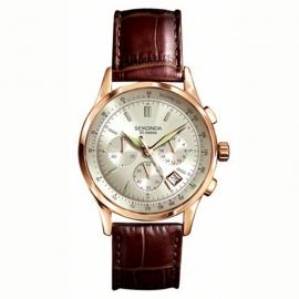 Sekonda Horloge SEK.3847 Leer