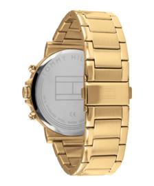 Tommy Hilfiger Daniel Goudkleurig Heren Horloge TH1710384