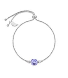 Swarovski Armband van Spark Jewelry met Paars Swarovski Kristal