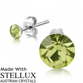 Jonquil Stella Crystal oorstekers SKU89760