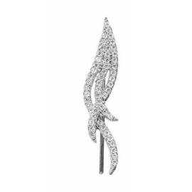 Zilveren Rechter Ear Cuff van Amanda