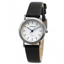 Prisma Horloge 33B811010 Dames Design Staal